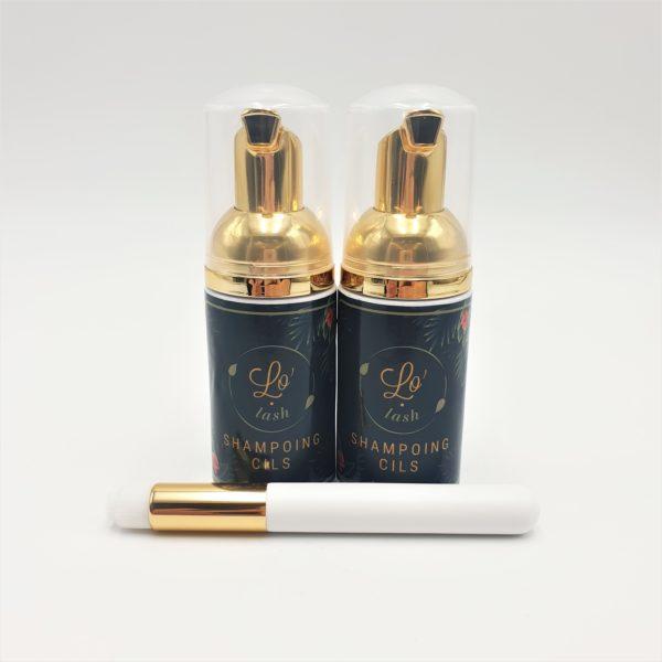 Pensez à utiliser votre shampoing pour cils by Lo'lash de Lo'naturel