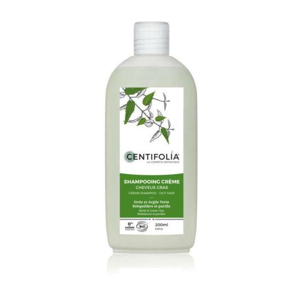 Le shampoing ultime pour les cheveux gras : l'argile et l'ortie assainisse le cuir chevelu. Lo'naturel volume russe pas cher sur Namur