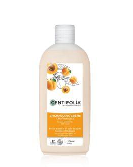 Le shampoing à l'abricot : le soin ultime des cheveux secs. Lo'naturel propose des bons cadeaux pour les fêtes