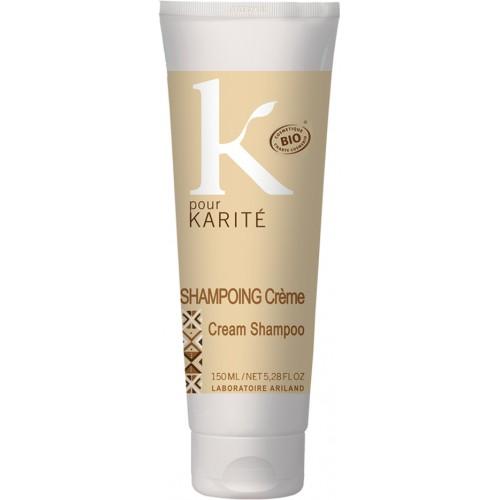 Plus qu'un shampoing un véritable soin à l'argile et au beurre de karité